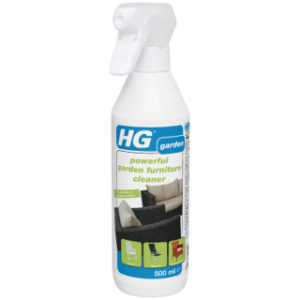 500ml POWERFUL GARDEN FURNITURE CLEANER HG