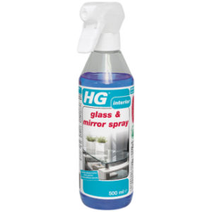 500ml GLASS & MIRROR SPRAY HG