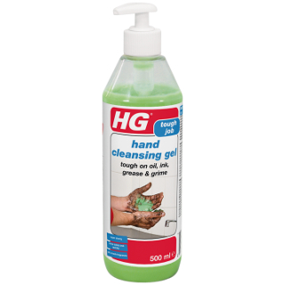 500ml HAND CLEANSING GEL HG