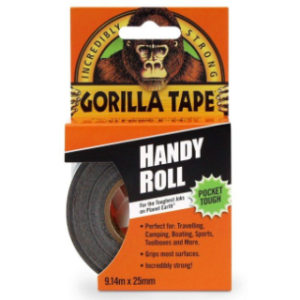 9.14m HANDY ROLL TAPE GORILLA