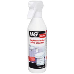 500ml HYGIENIC TOILET AREA CLEANER HG