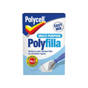 450g MULTI-PURPOSE POLYFILLA POWDER POLYCELL