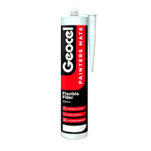 WHITE PAINTERS MATE CARTRIDGE GEOCEL