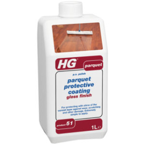 1L PARQUET GLOSS FINISH PROTECTIVE COATING HG