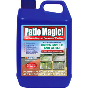 5L PATIO MAGIC