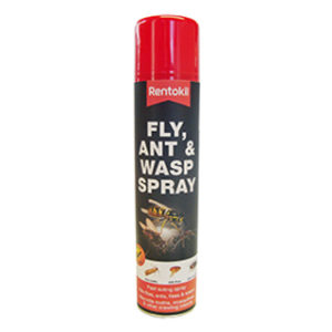 FLY, ANT & WASP SPRAY RENTOKIL