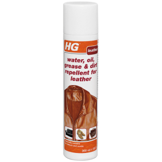 300ml REPELLENT FOR LEATHER HG