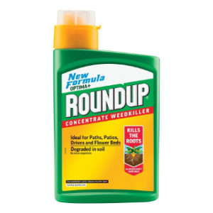 140ml (+ 50% FREE) ROUND UP CONCENTRATE TOTAL WEEDKILLER