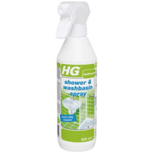 500ml SHOWER & WASHBASIN SPRAY HG