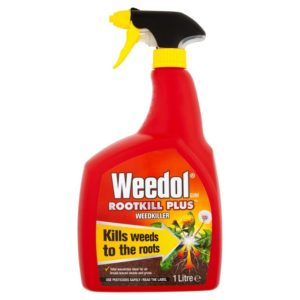 1L ROOTKILL PLUS SPRAY WEEDOL