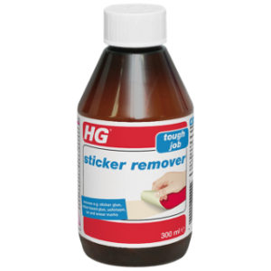 300ml STICKER REMOVER HG