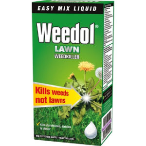 500ml LAWN WEEDKILLER WEEDOL