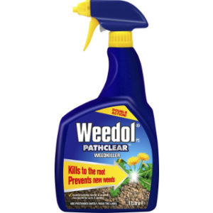 1L PATH CLEAR SPRAY WEEDOL