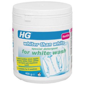 400g WHITER THAN WHITE DETERGENT HG