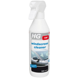 500ml CAR WINDSCREEN CLEANER HG
