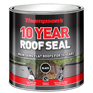1L 10 YEAR BLACK ROOF SEAL