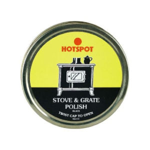 170g BLACK STOVE & GRATE POLISH
