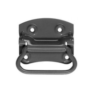 100mm CHEST HANDLE BLACK