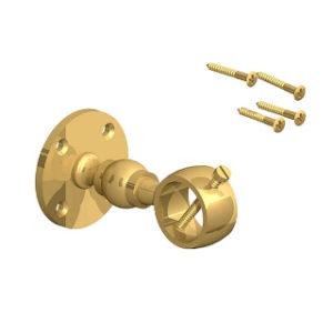 24-28mm BRASS ROPE HANDRAIL BRACKET
