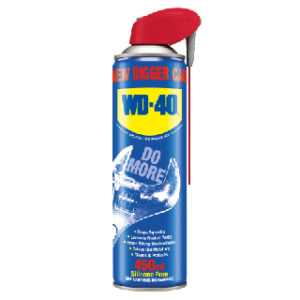 450ml WD40 SMART STRAW