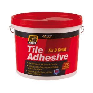 750g TILE ADHESIVE FIX & GROUT 703