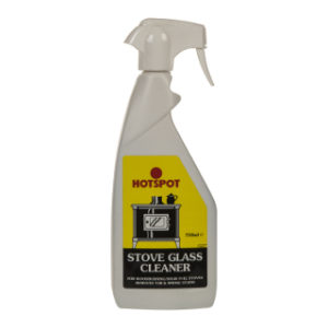750ml TRIGGER STOVE GLASS CLEANER