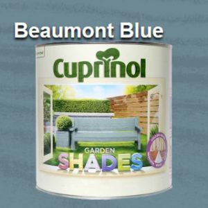 1L BEAUMONT BLUE GARDEN SHADES CUPRINOL
