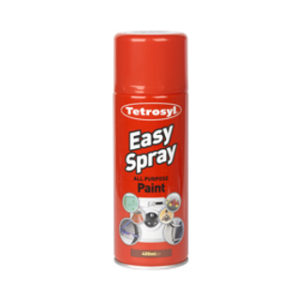 400ml BRIGHT RED EASY SPRAY PAINT