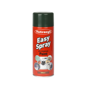 400ml BRITISH RACING GREEN EASY SPRAY PAINT