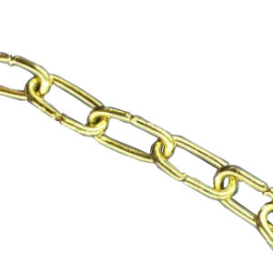 1m 1.4mm CLOCK CHAIN BRASS