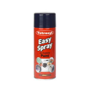 400ml DARK BLUE EASY SPRAY PAINT