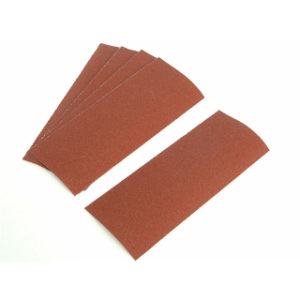 Pk.10 230mm MEDIUM ORBITAL HALF SHEETS PLAIN
