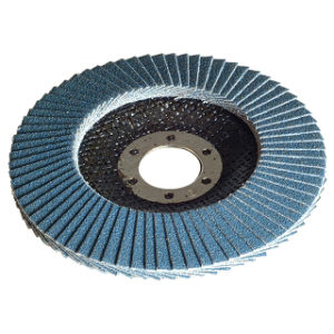 115mm FINE ABRASIVE FLAP DISC