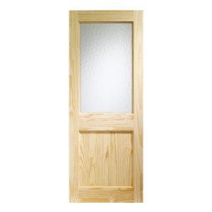 762 x 1981mm FLEMISH EXTERNAL 2XG DOOR
