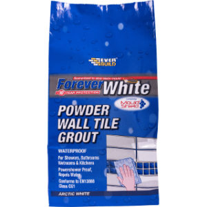 1.2Kg FOREVER WHITE POWDER WALL TILE GROUT