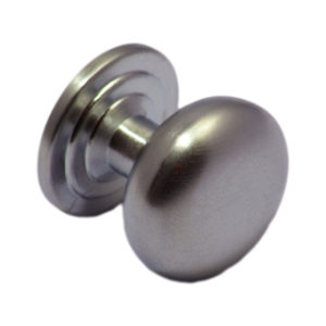 19.5mm POLISHED CHROME KNOB