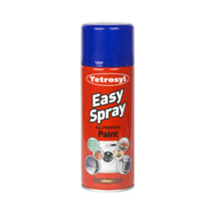 400ml MID BLUE EASY SPRAY PAINT