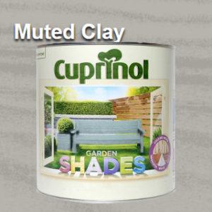 2.5L MUTED CLAY GARDEN SHADES CUPRINOL