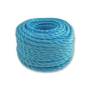 8mm x 30m BLUE POLY ROPE
