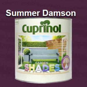 2.5L SUMMER DAMSON GARDEN SHADES CUPRINOL