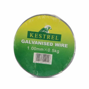 0.5Kg x 1mm GALVANISED WIRE