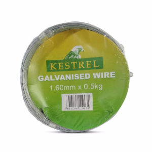 0.5Kg x 1.6mm GALVANISED WIRE