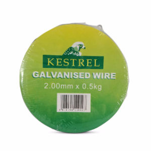0.5Kg x 2mm GALVANISED WIRE