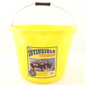 15L YELLOW INVINCIBLE BUCKET