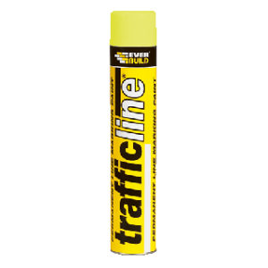 700ml YELLOW TRAFFIC LINE SPRAY