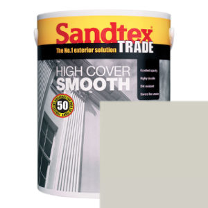 5L BIRCH SMOOTH MASONRY PAINT SANDTEX