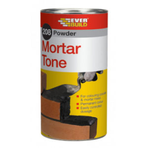 1Kg POWDER MORTAR TONE BROWN
