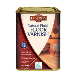 2.5L NATURAL FINISH FLOOR VARNISH