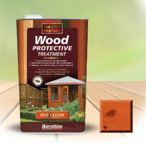 1L RED CEDAR PROTECTIVE TREATMENT