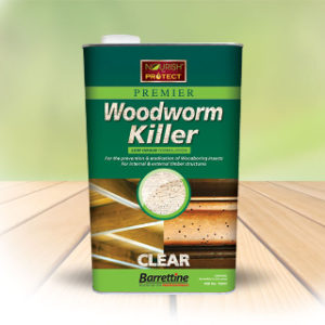 5L WOODWORM KILLER